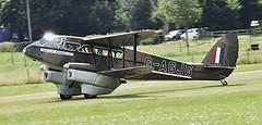 de Havilland DH.89 Dragon Rapide G-AGJG (Fleet flyer) Tags: dehavillanddh89dragonrapidegagjg dehavillanddh89dragonrapide dehavillanddh89 dehavilland dh89dragonrapide de havilland dh89 dragon rapide gagjg biplane airliner shuttleworthcollection oldwarden shuttleworth bedfordshire