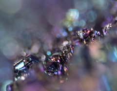 Friday rocks (Noel Leone--my reality in and out of focus) Tags: silicon rock mineral multicolored rainbow bokeh macro stravegon 2835mm twoextensiontubes 1closeupfilter bling