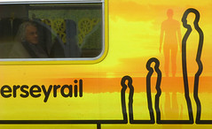 Another place (Thrift) Tags: merseyrail yellow underground overground metro liverpool wirral merseyside train