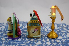 Disney Store Purchases - 2016-07-22 - Alice and Peter Pan Sketchbook Ornaments, Lumiere Light Up Ornament - Right Side View (drj1828) Tags: us disneystore disneyparks ornament lightup sketchbook aliceinwonderland peterpan purchase online