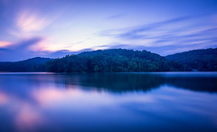 Sunset Reflection (Scott Andrew Smith) Tags: raccooncreekstatepark raccoonlake sunset pennsylvania pittsburgh lake longexposure leefilters thebigstopper