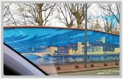 On the city's street (busylvie) Tags: strret lyon hpital st jean de dieu