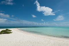 Strand Sandbank Malediven