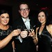 From left: Donna Mannion, Ray Kelleher and Zuzanna Brosnan of the Clarion Hotel.