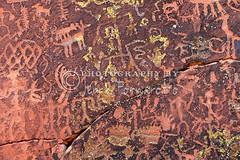 V-Bar-Ranch Petroglyphs (Jerry Fornarotto) Tags: arizona southwest art history illustration desert symbol drawing pueblo sedona carve nativeamerican navajo archeology pictogram hopi rockart petroglyphs indain imagry petrogram vbarranch jerryfornarotto