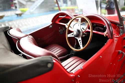 Hua Hin Vintage Car 2014 - Press Conference