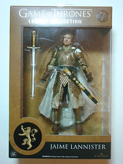 Game of Thrones: Legacy (W2)  Jaime Lannister  Boxed Front (BurningAstronaut) Tags: game ice toy actionfigure fire song landing collection kings boxed jaime legacy nikolaj thrones funko kingslanding 6inch gameofthrones kingslayer kingsguard legacycollection asongoficeandfire lannister costerwaldau