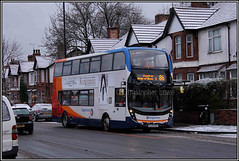 Stagecoach Manchester 10411. (PS_Bus_Driver) Tags: