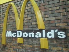 This is McDonald's! (Random Retail) Tags: ny vintage restaurant store bath retro mcdonalds 2014