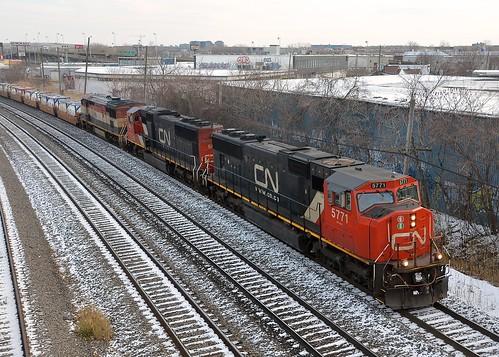 CN 149's power