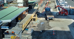 Fourth Track Construction Albany Amtrak (George - with over 2 mil views - THANKS) Tags: november usa fall us construction publictransportation unitedstatesofamerica amtrak albany newyorkstate westernnewyork rensselaer engineeringandtechnology acdseepro nikond700 photogeorge albanyrensselaer