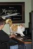 Help arriving (Muzik Hounds) Tags: cat office help annoying pest