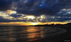 Coucher de soleil au cap d'agde (Didier Gozzo) Tags: sunset mer ciel capdagde coucherdesoleil hrault