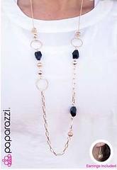 5th Avenue Gold Necklace K2 P2011-2
