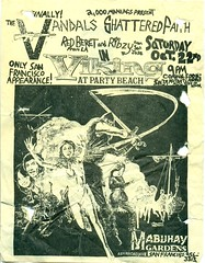 THE VANDALS, SHATTERED FAITH, RED BERET, RIBZY AT THE MABUHAY GARDENS, SAN FRANCISCO, CA (Superbawestside1980) Tags: gardens mabuhay