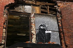 """Je suis Bilal aka Zoo Project"", by Davaca, Detroit, USA (Urbanhearts) Tags: streetart detroit bilal arturbain davaca zooproject artactivism detroitstreetart urbanhearts streetartsansfrontières streetartwithoutborders streetartusa theartfabric"