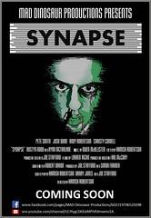 Synapse Poster (Gordon M Robertson) Tags: uk film movie poster scotland aberdeenshire dinosaur mad productions synapse hamishrobertson maddinosaurproductions