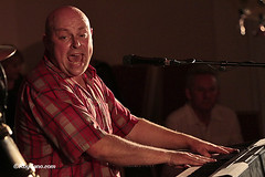 """Stompin' Dave Band at the Heathlands Boogaloo Blues Weekend December 2014 • <a style=""""font-size:0.8em;"""" href=""""http://www.flickr.com/photos/86643986@N07/16155118882/"""" target=""""_blank"""">View on Flickr</a>"""
