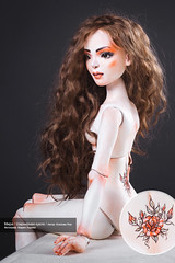 My first articulated doll (yana.kozlova.dolls) Tags: