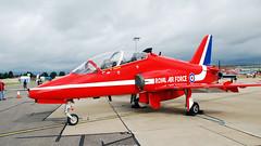 XX245. Red Arrows BAe Hawk T.1A (Ayronautica) Tags: june hawk aviation military airshow bae trainer redarrows 2012 waddington royalairforce xx245 ayronautica