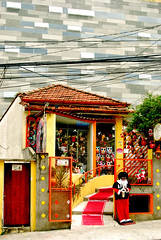 Small shop down the street (anselmoportes) Tags: brazil brasil shopping sopaulo loja lojinha smallshopping
