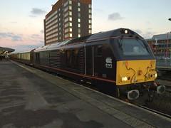 67 005 (laurasia280) Tags: swindon ews vose class67 67005 dieselloco