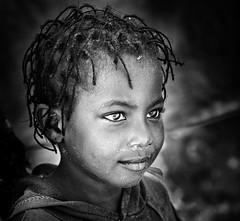 Senegal (peo pea) Tags: portrait blackandwhite bw saint hair louis bn senegal ritratto bianconero reportage treccine