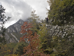 Escursionismo Sibillini - Grotta Rottereccia