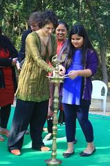 Inauguration (makerfest) Tags: india make fun diy technology hack ahmedabad cept 2015 makerfest makerfest2015