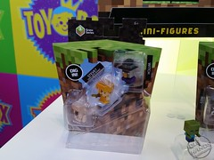 Toy Fair 2015 Mattel Minecraft 03 (IdleHandsBlog) Tags: toys videogames mattel minecraft toyfair2015