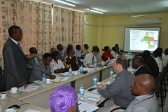 Launching the Platform for Agricultural Policy Analysis and Coordination (PAPAC) at the Ministry of Agriculture HQ in Dar es Salaam,Tanzania (International Livestock Research Institute) Tags: africa tanzania east southern more event milkit ilri dairying policymakers livestockfish