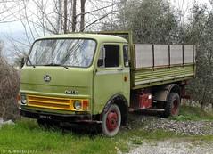 OM 40 (Alessio3373) Tags: truck trucks om rustytruck oldtrucks om40