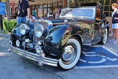 3rd Annual Downtown Burbank Car Classic (USautos98) Tags: triumph 1800 1947 roadster
