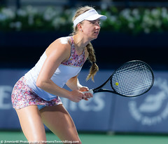 Mona Barthel (Jimmie48 Tennis Photography) Tags: dubai tennis wta 2015 monabarthel dubaidutyfreetennischampionships