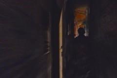 Sotopòrtego de nuit (Max Sat) Tags: black blur chiaroscuro clairobscur colorful colors contrejour couleurs fuji fujixe1 fujinon grey gris italia italie italy light lights lumière lumières maxsat maxwellsaturnin night nuit ombre ombres shadow silhouette sotopòrtego venezia venice venise xe1 xf xf14 unexplored wideangle