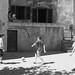 Foot de rue à Nonza (Corse - France)