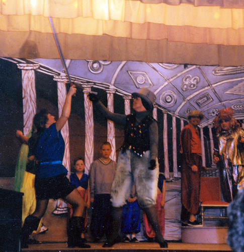 1994 Dick Whittington 53 (from left Sue Wasden, June Salt)