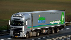 NL - Zonne-Ei-Farm >Farm House< DAF XF 105.460 SSC (BonsaiTruck) Tags: farmhouse camion trucks daf lorries lkw zonne