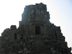 Temple Steps Angkor Wat