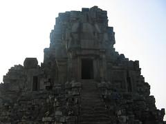 Temple Steps Angkor Wat