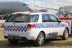 Police car_YMAV_2046 (ZK-NGJ) Tags: melbourne february 27 avalon 2015 heroesofthesky 27february2015avalonaustralianinternationalairshow 24februaryto01march2015
