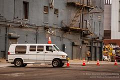 Conehead Van in New York