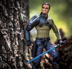 Kanan Jarrus enters the fray! (Vimlossus) Tags: comics toy starwars action figure marvel figures toyphotography acba kananjarrus sixinchblackseries