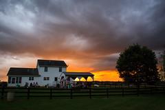 Stormy Sunset (ZnE's Dad) Tags: crimorava shenandoahvalley americana skyporn ngc virginia