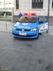 PM (Janos Graber) Tags: azul riodejaneiro vw carro pm polícia viatura políciamilitar praçamauá pmerj lrg7338