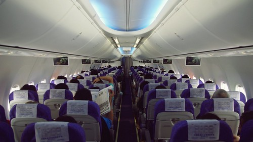 Onboard B737-800 Economy Class - Air China