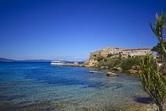 Today in Pianosa island (Antonio Cinotti ) Tags: livorno isoladipianosa pianosa sea seascape tuscany toscana nikond7100 nikon d7100 italia italy bay acquadellelba essenzadiunisola sigma1020
