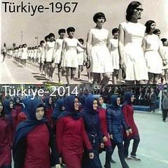 Progress in Turkey (Aisha Niqabi) Tags: hijab