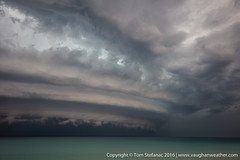 Wider Structure Shot (Vaughan Weather) Tags: ca summer sky lake ontario canada storm water weather clouds skyscape landscape atmosphere thunderstorm convection huron meteorology southernontario severe severeweather outflow dashwood severestorm stormchase shelfcloud