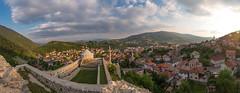 Travnik from the Castle (BOYABADANACI) Tags: travnik bosna bosniaandherzegovina travel
